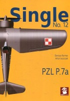Single No.12 PZL P.7a
