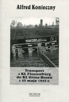 Transport z KL Flossenbürg do KL Gross-Rosen z 23 maja 1943 r
